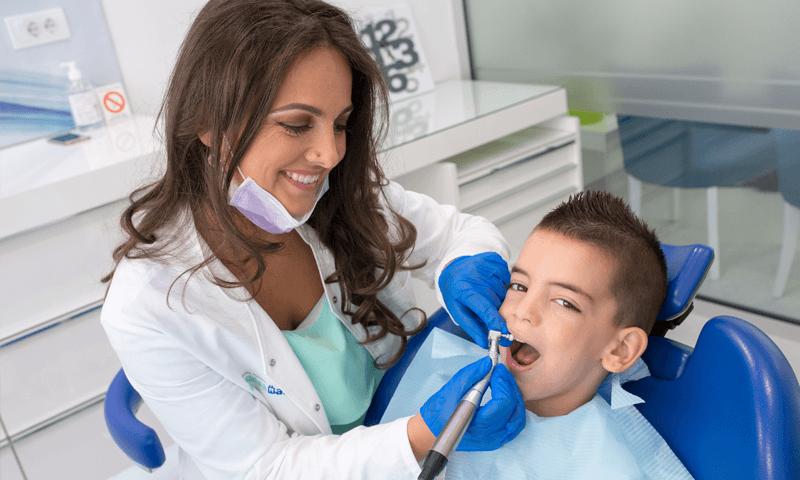 Dečja stomatologija - Stomatološka ordinacija dr Rosa Bašić